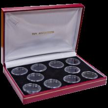 Luxury Gift Box for 10 Full Sovereigns