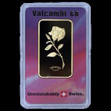 1oz Gold Bar Valcambi