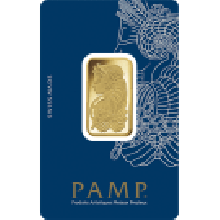 20g Fortuna Gold Bar | Veriscan | PAMP Suisse