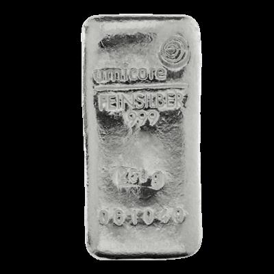 Umicore 250g Fine Cast Silver