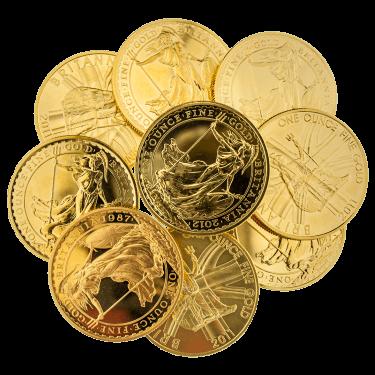 The Britannia Coin
