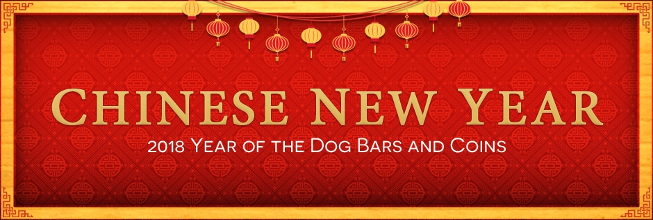 Chinese New Year 2018 Banner