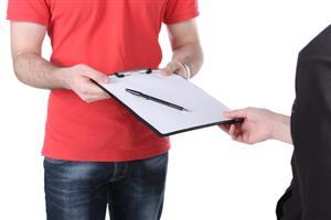 Handover of Goods to Customer